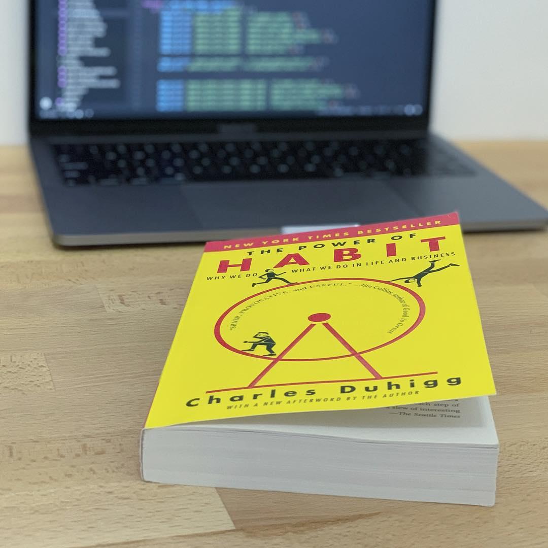 Power of Habit Book